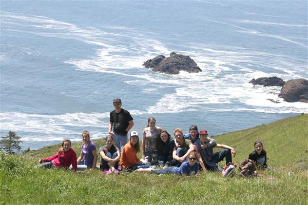 Environmental Science Coast Trip ~ 2015